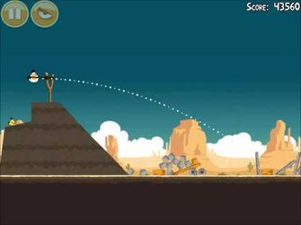 Official Angry Birds Walkthrough Ham 'Em High 13-2