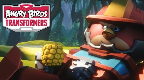Angry Birds Transformers – Best Buddies