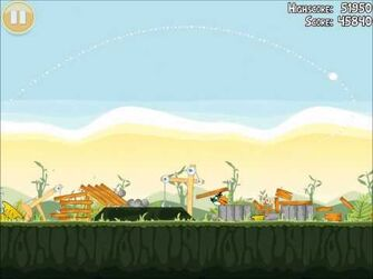 Official Angry Birds Walkthrough The Big Setup 9-11