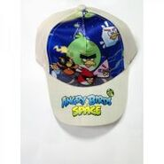 1297 kepka angry birds space
