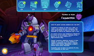 Galvatron Description