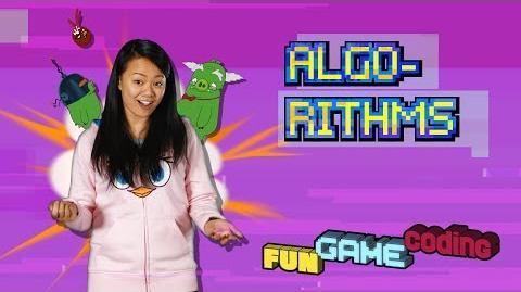 Angry Birds Fun Game Coding - Algorithms - S1 Ep7