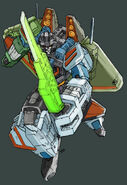 Energon starscream by commanderlewis