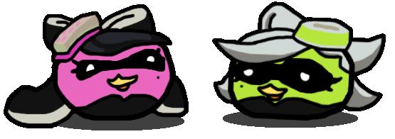 Птички-Сестрички