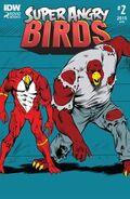2 выпуск Super Angry Birds