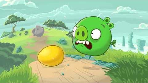 The Angry Birds Easter Egg Hunt