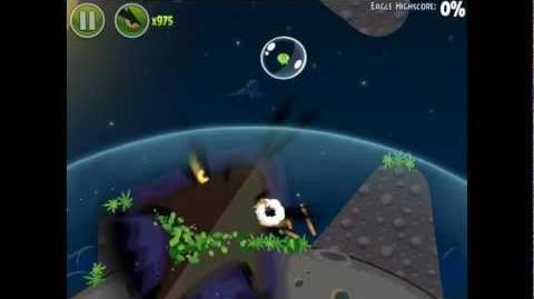 Pig Bang 1-6 (Angry Birds Space)/Space Eagle