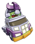 GALVATRON CORPORAL PIG TRUCK