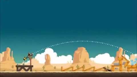 Official Angry Birds Walkthrough Ham 'Em High 12-6