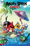 Angry Birds Comics 2016 7