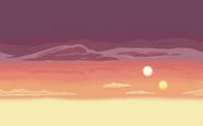 Evening Sky Tatooine