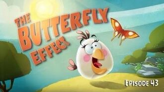 Angry Birds Toons - Season 1, Episode 43- The Butterfly Effect