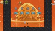 Huevoasteroide de space invaders