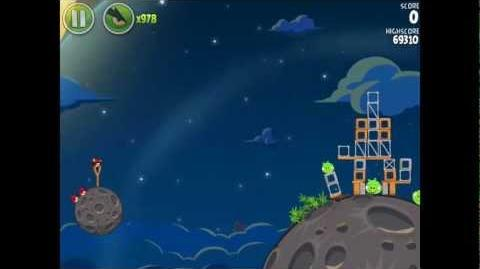 Pig Bang 1-4 (Angry Birds Space)/Space Eagle