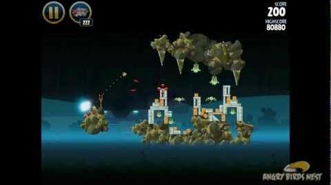 Hoth 3-39 (Angry Birds Star Wars)/Video Walkthrough