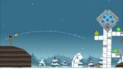 Official Angry Birds Seasons Walkthrough Season's Greedings 1-5