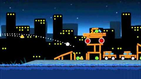 Official Angry Birds Walkthrough Danger Above 7-3