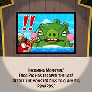 Жаба-свин