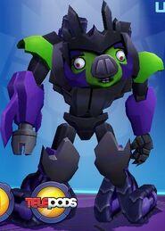 Ultimate Megatron (Non-transparent)