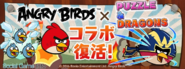 AngryBirds X PuzzleAndDragons Collab Image5