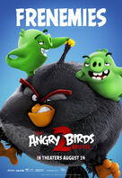 Angry Birds Movie 2 Frenemies Poster 03