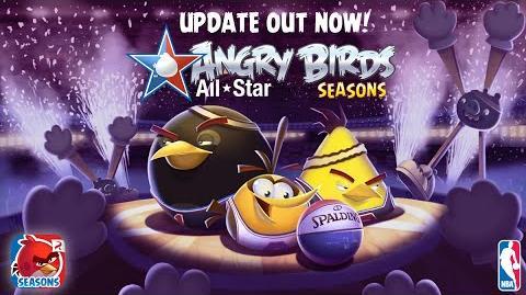 Angry Birds Seasons - Larry Bird plus the NBA All-Star Update!-0