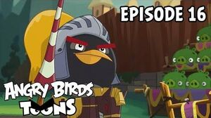 Angry Birds Toons Sir Bomb of Hamelot - S2 Ep16-0