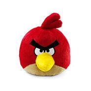 Игрушка красной птицы