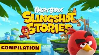 Angry Birds Slingshot Stories Compilation - S1 Ep 6-10