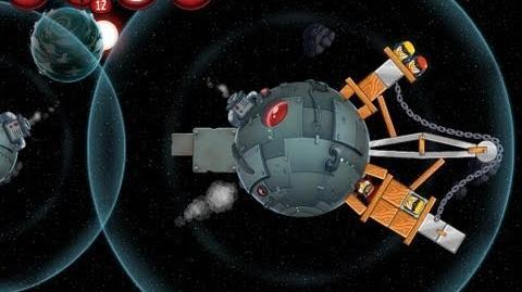 Naboo Invasion P1-13 (Angry Birds Star Wars II)/Video Walkthrough