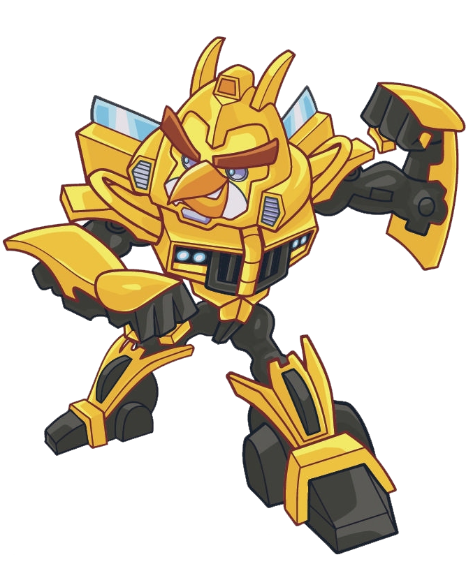 Image - BUMBLEBEE CHUCK 2.png | Angry Birds Wiki | FANDOM powered by ...