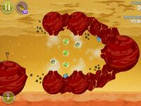 Red Planet 5-11 (Angry Birds Space)