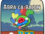 Abra-ca-bacon