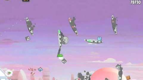 Cloud City 4-11 (Angry Birds Star Wars)/Video Walkthrough