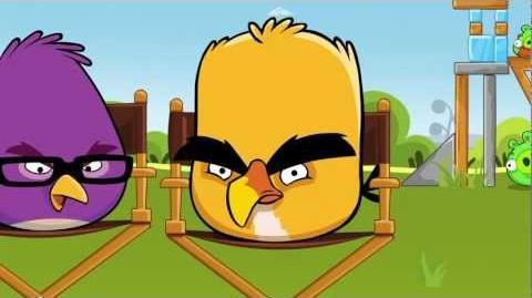 Serdar, Jaakko, Peter - Angry Birds Developers