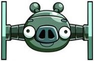TIE-Fighter Pig
