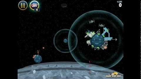 Death Star 2-34 (Angry Birds Star Wars)/Video Walkthrough
