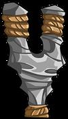Stone Slingshot