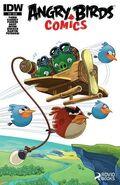 Angry Birds Comics 10