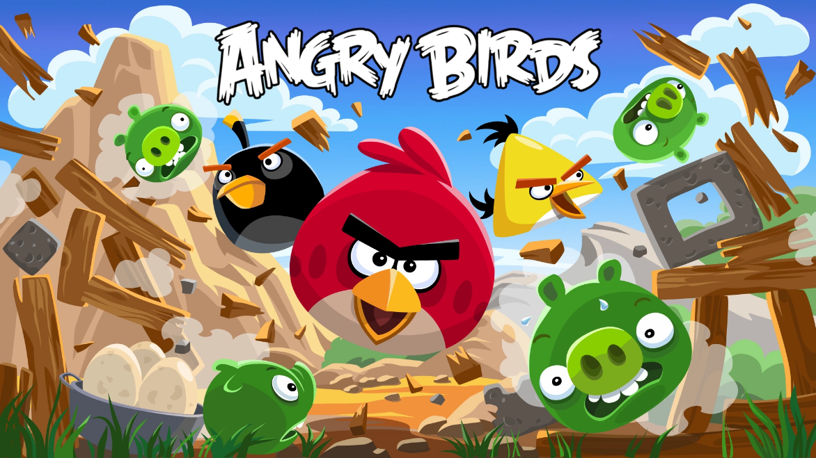 Angry Birds (game) | Angry Birds Wiki | Fandom