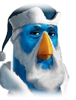 Grandfather Frost Icon