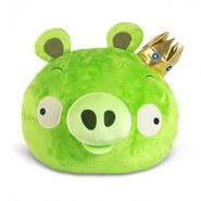 King pig plush