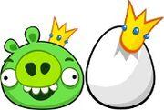 Король свиней и король яиц