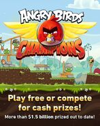Angry Birds Champions2