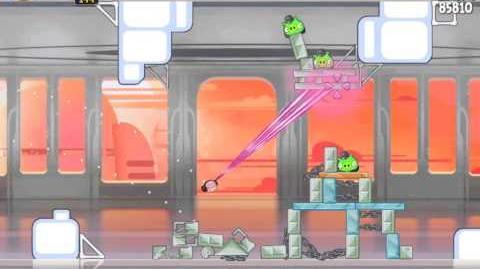 Cloud City 4-17 (Angry Birds Star Wars)/Video Walkthrough