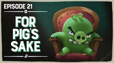 Piggy Tales - Third Act For Pig's Sake - S3 Ep21
