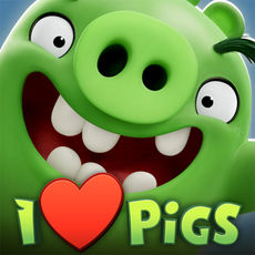 Angry Birds AR Isle of Pigs Icon