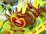 Особые места Angry Birds Epic