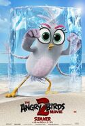 Angry Bird 2 Character Poster 03