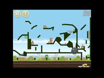 Angry Birds Golden Egg 8 Walkthrough (v3.3